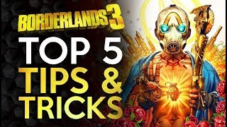 Borderlands 3 - Top 5 Tips Every Player Needs To Know