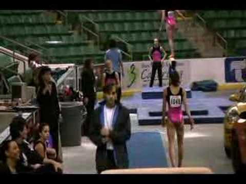 Sydnie Dillard Kurt Thomas Finals Level 10 Vault 2008