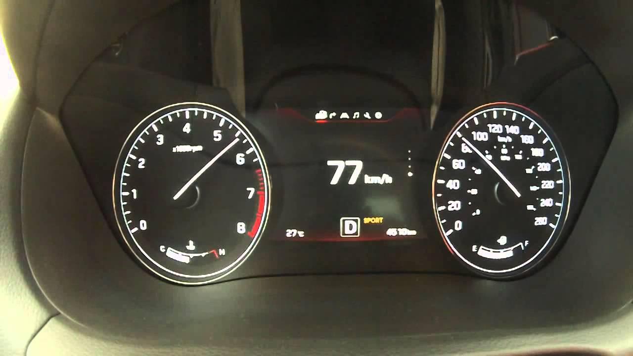 2015 hyundai genesis 5 0 awd 0 60 mph text video 420 horsepower v 8 youtube