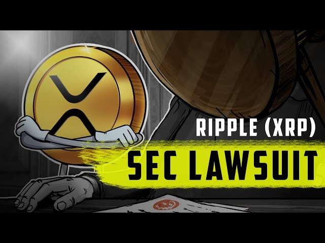 The Downfall of Ripple (XRP) - SEC Lawsuit