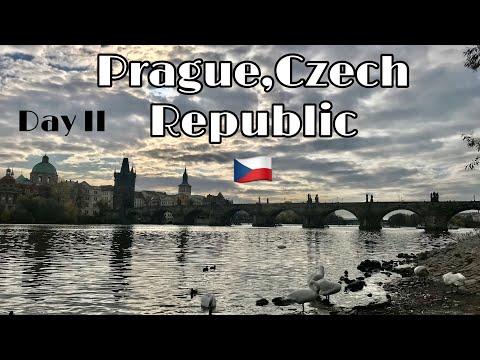 DAY 2 in PRAGUE,CZECH REPUBLIC 🇨🇿
