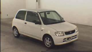 2002 DAIHATSU MIRA  L700V