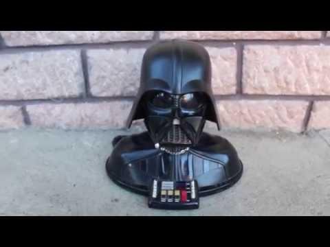[4603.] Star Wars Darth Vader maszk fej telefon (vatera.hu termék)