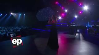 """Laura Pausini """"Ahora quien"""" Latín Grammy 2016"""