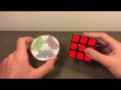 How To Change The GES Springs In Your GAN Cube