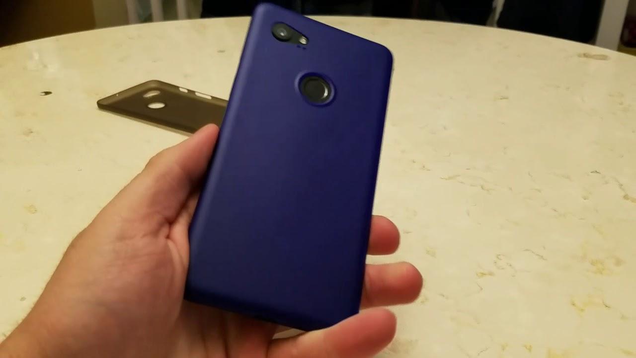 size 40 7d9ce b2bef Google Pixel 2 XL - MNML thin case quick review