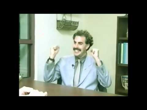 Borat Great Success Youtube
