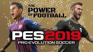 PES 19 ПЕРВЫЙ ОБЗОР ГЕЙМПЛЕЯ И ТРЕЙЛЕРА | КРУЧЕ FIFA 19 ? | PES 2019 TRAILER GAMEPLAY
