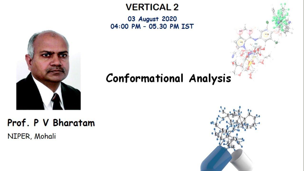 DDH-2020 Training Vertical 2 by Prof. PV Bharatam