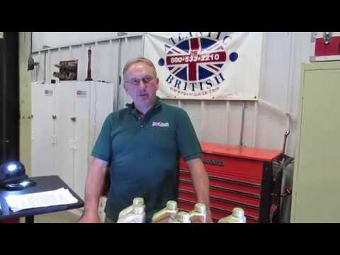 Oil Change Frequency For Late Model Land Rovers / Range Rovers