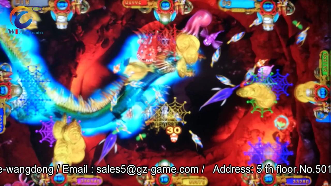 2017 NEW high profit IGS OCEAN KING 2 Thunder Dragon ...