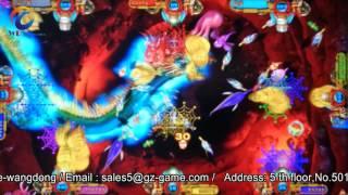 2017 NEW & high profit IGS OCEAN KING 2 Thunder Dragon cheats catch fish game machine