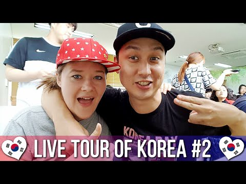 Seochon and Tongin Market in Seoul 서촌 통인시장 - 🇰🇷 LIVE TOUR OF KOREA #2