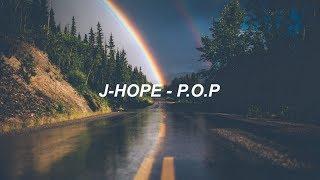 Download J-Hope 'P.O.P (Piece of Peace), pt. 1' Easy Lyrics
