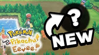 EXCLUSIVE NEVER BEFORE SEEN footage of Route 6 in Pokémon Let's Go! Pikachu & Let's Go! Eevee