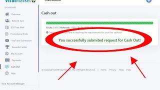 Viralmarket.co Live Payment Proof | Must Watch