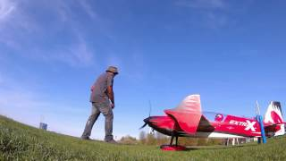 Download Video Extra 300X plane vs racing quad MP3 3GP MP4