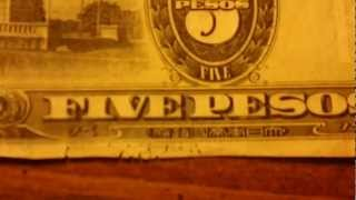 Vintage World War II Japanese Occupation Phillippine Notes