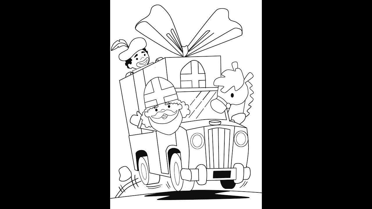 Libro para colorear por Fer Sosa muestra - YouTube