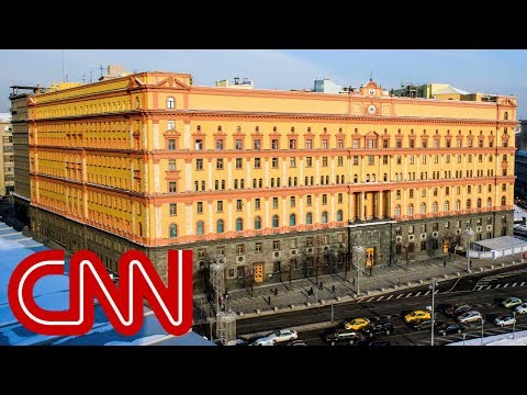 Russia detains American 'caught in the act of spying'