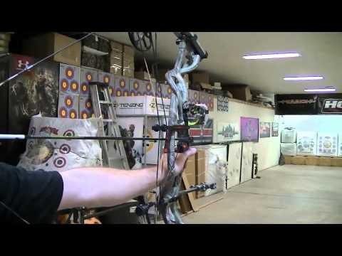 Hoyt G3 Carbon Element Bow Review Youtube
