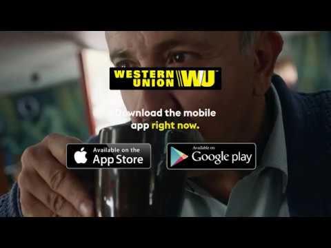 Download Western Union app!