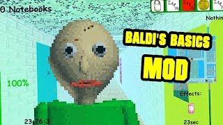 BALDI'S BASICS IN A LITTLE BIT OF EVERYTHING - Baldi's Basics Mod