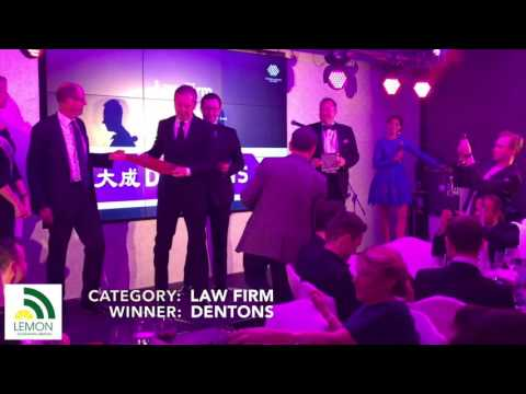 2017.03.23 - 1st Annual CEE MERGERS AND ACQUISITIONS AWARDS   Law Firm