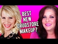 Drugstore Cream Makeup Review Demo Mature Skin