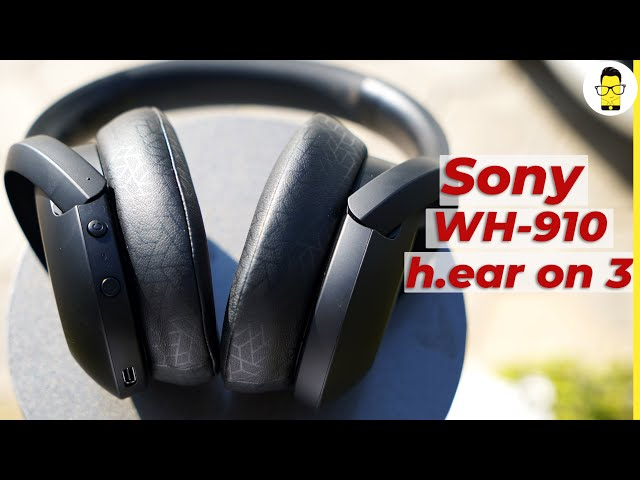 Sony WH-910 h.ear on 3 review - better than WH-1000xM3?