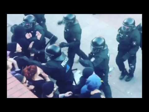 G20 SUMMIT PROTEST @ Revolutionäre Demo @ Hamburg @ RIOT Germany @ WELCOME TO HELL @ BLACK BLOCK