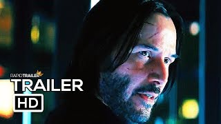 JOHN WICK 3 Official Trailer #2 (2019) Keanu Reeves, Action Movie HD