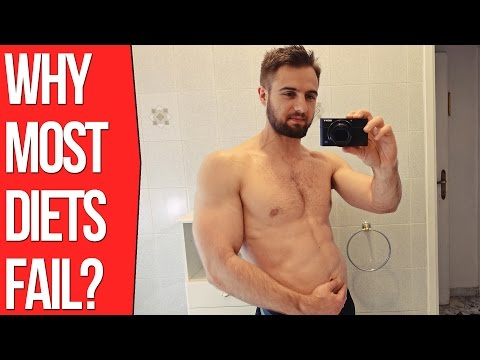 Why Most Diets Fail? (And How To Successfully Diet)