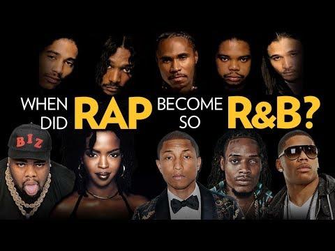 When Did Rap Become So R&B?