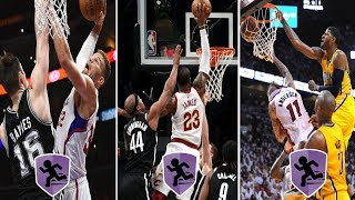 NBA PLAYERS WHO HAVE HoF POSTERIZER IN REAL LIFE