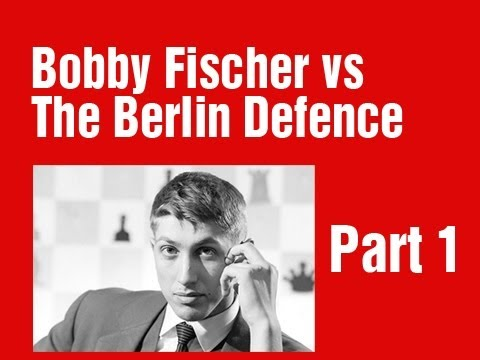 How Bobby Fischer crushed the Berlin Defence Part 1