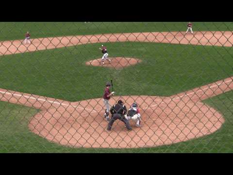 Baseball Pitching Training Video for Great Lakes Academy Red Baseball