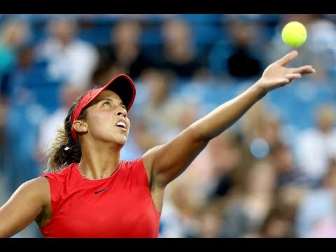 2017 Western & Southern Open First Round | Madison Keys vs CoCo Vandeweghe | WTA Highlights