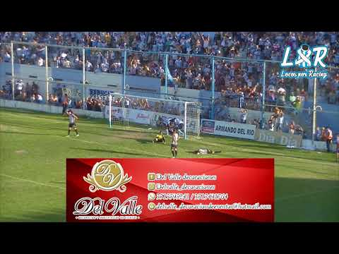 Racing vs Sarmiento (Leones) - Semifinal vuelta