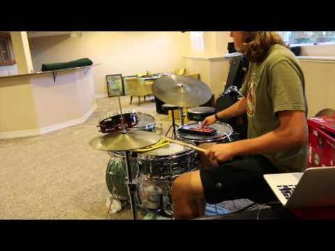 Deantoni Parks Drum Sampling - No Type by Rae Sremmurd