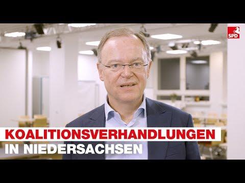Stephan Weil zu den Koalitions...