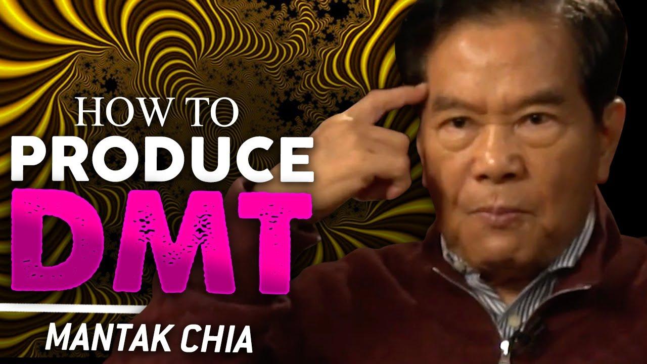 mantak chia  HOW TO PRODUCE NATURAL DMT - Mantak Chia | London Real - YouTube