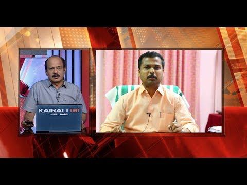 Scuffle at Thiruvananthapuram Corporation: Mayor in hospital |  News @ 8:00 PM
