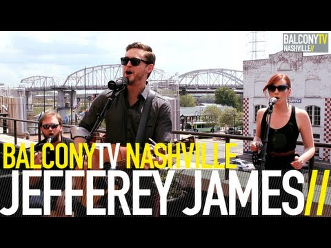 JEFFREY JAMES - FOUR DAYS (BalconyTV)