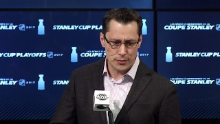 Boucher on Vigneault: We