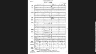 Egyptique Middle School sheet music by Owen Williams