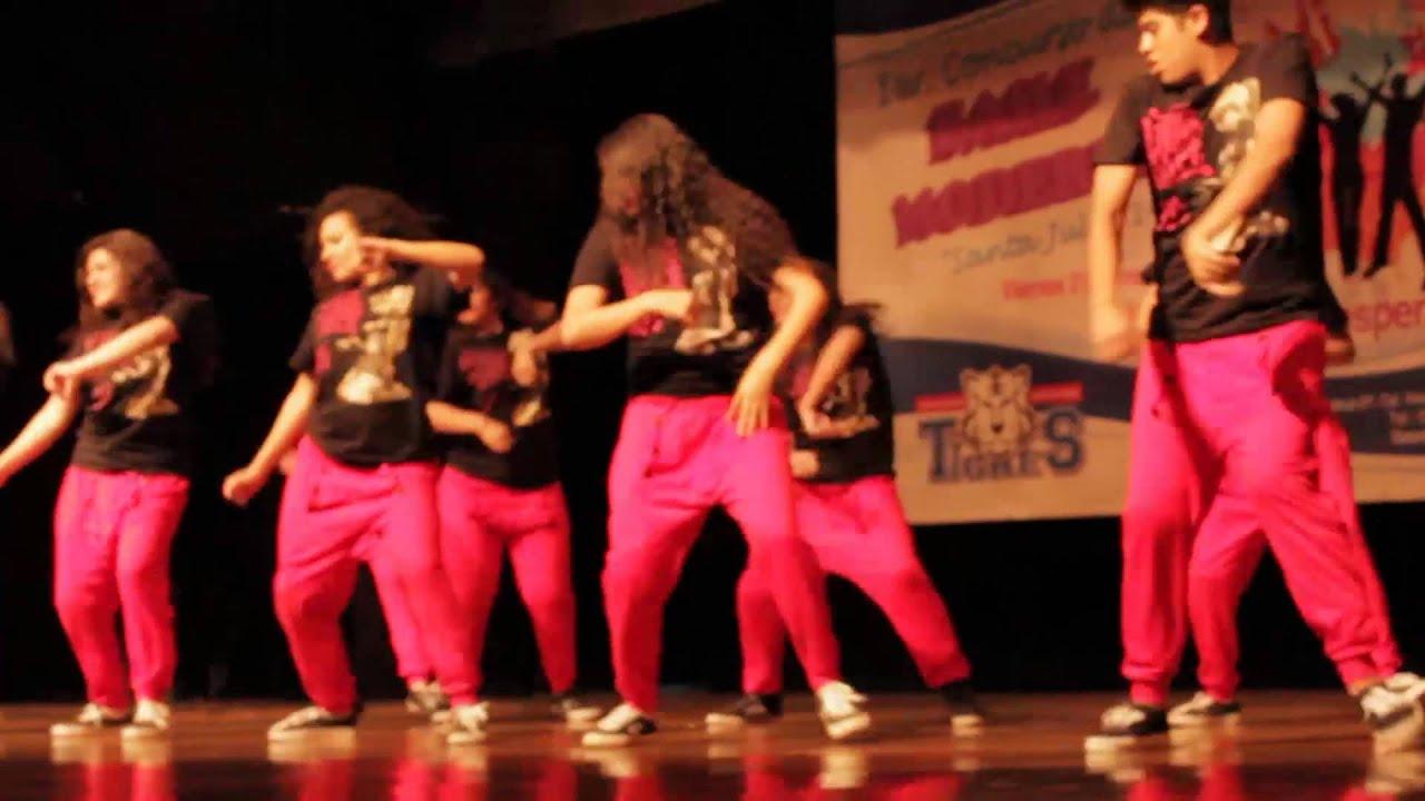 """Salesiano """"Santa Julia"""" 1er. Concurso De Bailes Moderno"""