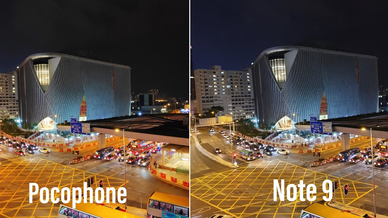 Xiaomi's $300 Pocophone Vs  Samsung's $1,250 Galaxy Note 9