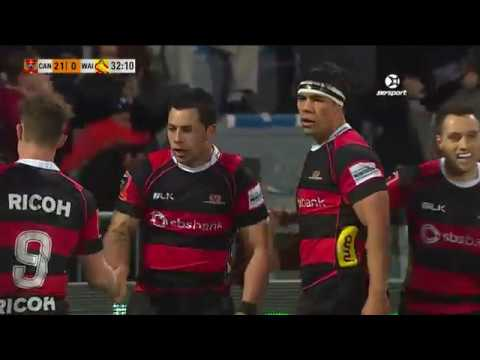 ROUND 7 HIGHLIGHTS: Canterbury v Waikato