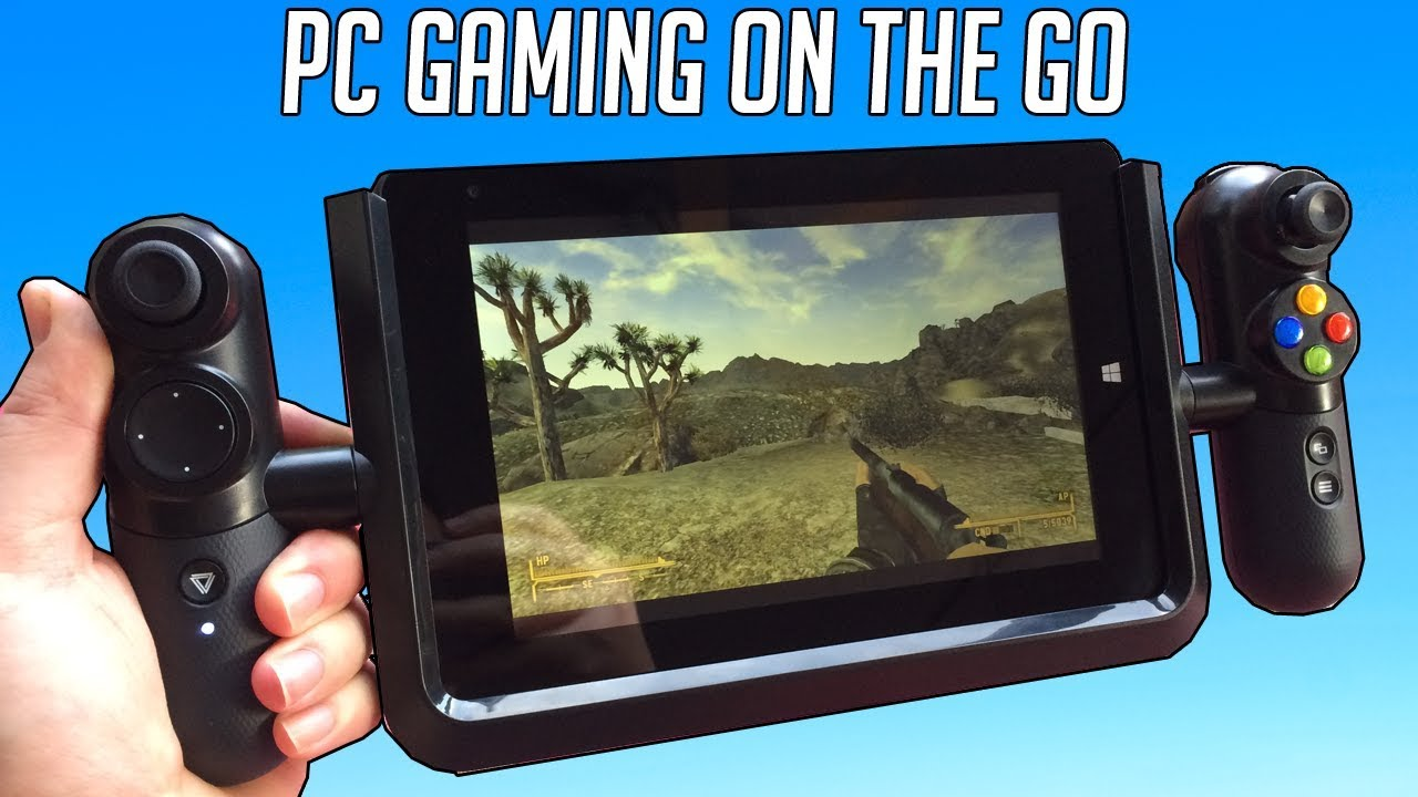 How Good Is a $100 Windows 10 Gaming Tablet?